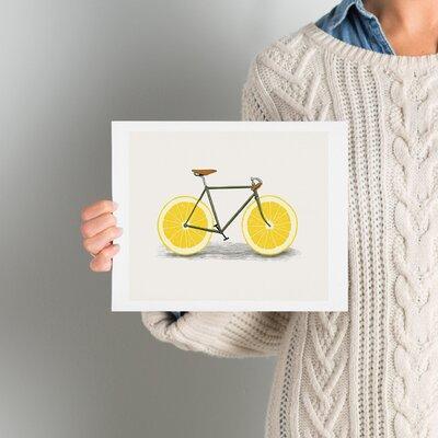 'Zest I' Painting Print Size: 10
