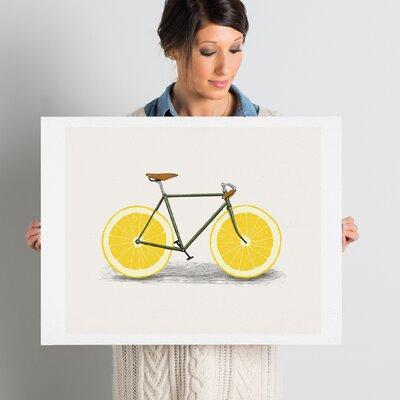 'Zest I' Painting Print Size: 24