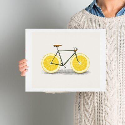 'Zest I' Painting Print Size: 14