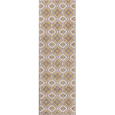 Pattison Area Rug Rug Size: Runner 23 x 73