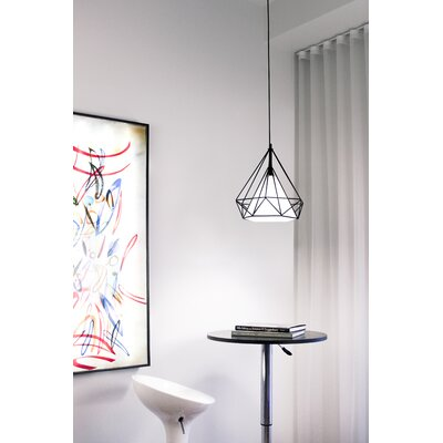 Athema 1-Light Geometric Pendant