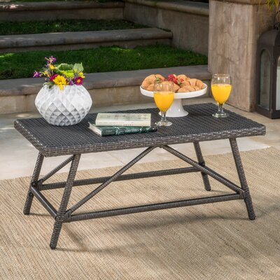 Fernald Coffee Table Color: Gray