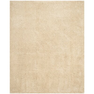 Hornell Light Beige Area Rug Rug Size: Rectangle 8 x 10