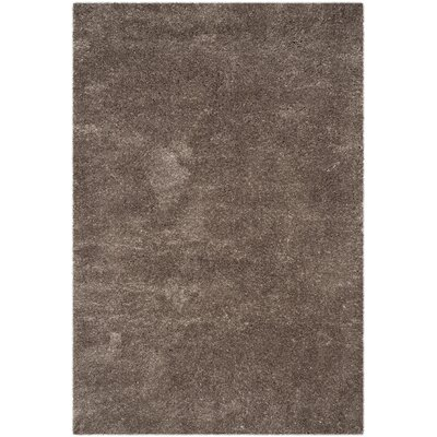 Hornell Mushroom Area Rug Rug Size: Rectangle 53 x 76
