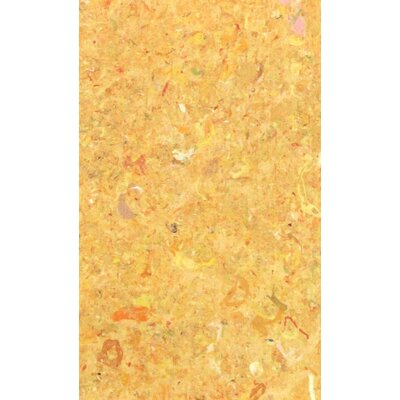 Chacko Yellow Indoor/ Ourdoor Indoor/Outdoor Area Rug Rug Size: 25 x 4