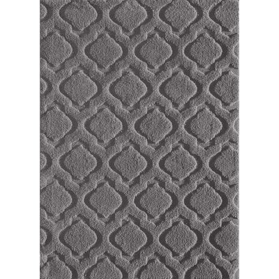 Easton Titanium Area Rug Rug Size: 76 x 96