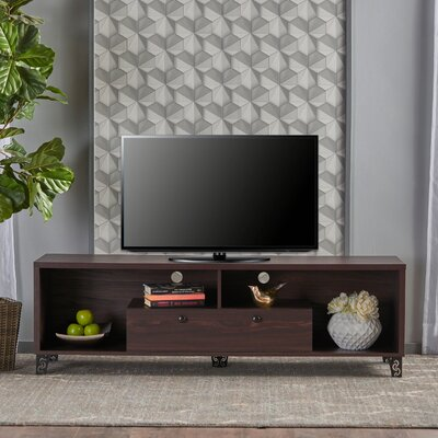 Roles 63 TV Stand Color: Wenge
