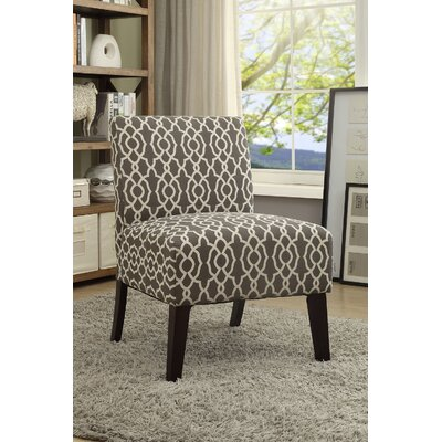 Rhee Dorris Fabric Parsons Chair