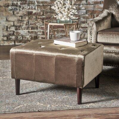 Ranck Ottoman Upholstery: Gray