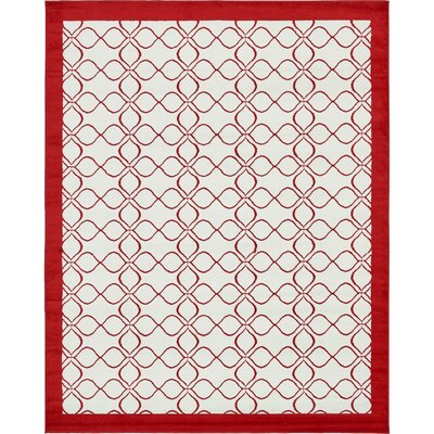 Sidney Cream Area Rug Rug Size: Rectangle 9 x 12