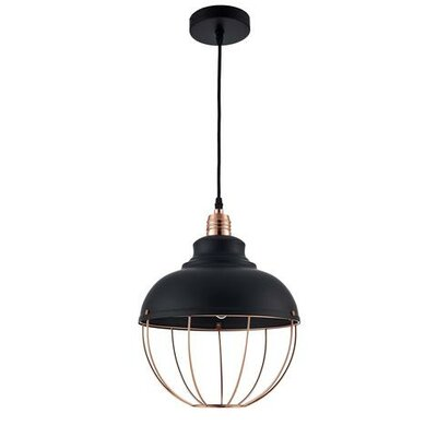 Pilning 1-Light Globe Pendant