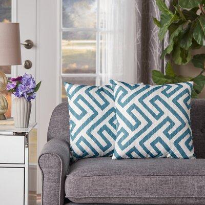 Swihart Square Indoor/Outdoor Throw Pillow