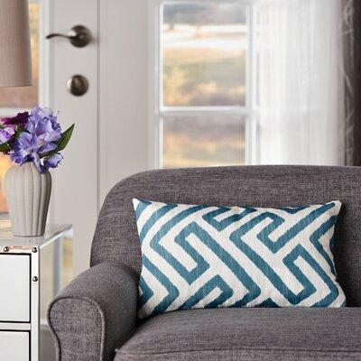Swihart Geometric Rectangular Indoor/Outdoor Lumbar Pillow