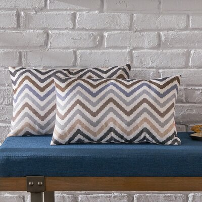 Swiger Rectangular Indoor/Outdoor Lumbar Pillow