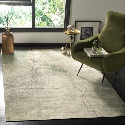 Stave Area Rug Rug Size: Rectangle 53 x 76