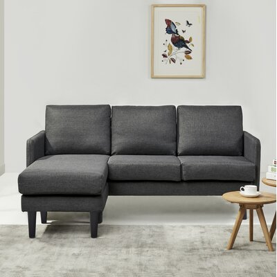 Downey Reversible Sectional