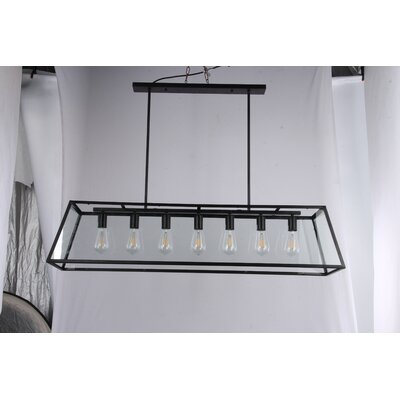 Donegan 7-Light Foyer Pendant