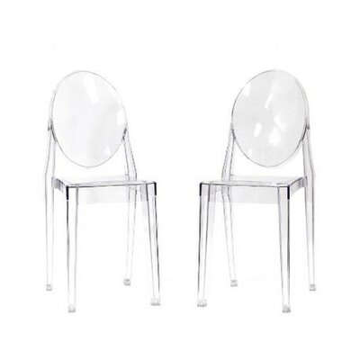 Hecker Crystal Dining Chair