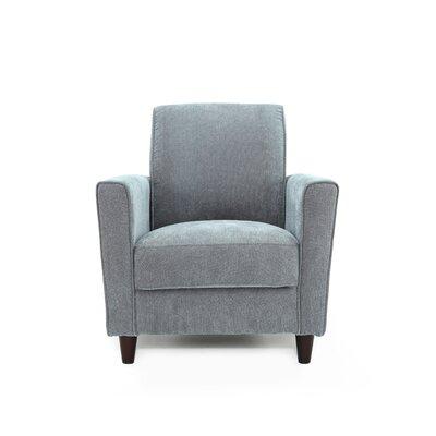 Harman Armchair Upholstery: Blue
