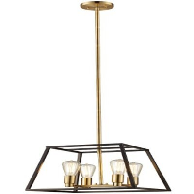 Errai 4-Light Kitchen Island Pendant