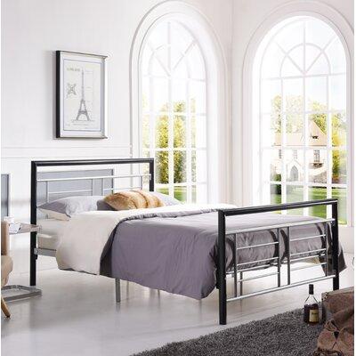 Caudillo Platform Bed Size: Queen