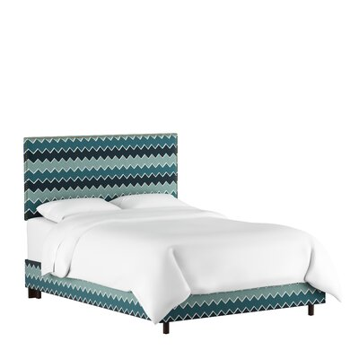 Dales Upholstered Panel Bed