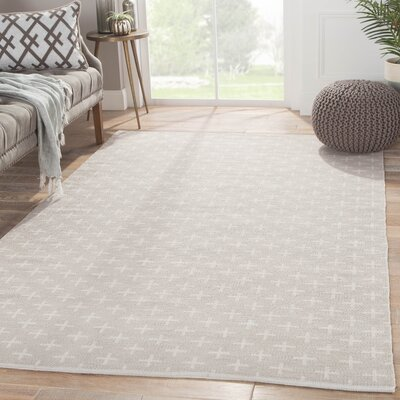 Maurice Neutral Area Rug Rug Size: Rectangle 5 x 8