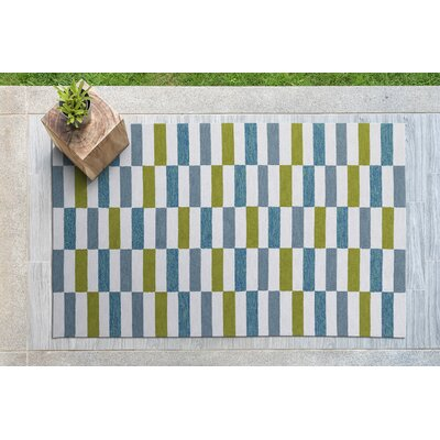 Staple Hill Ivory Indoor/Outdoor Rug Rug Size: Rectangle 2 x 3