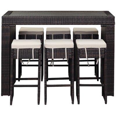 7-Piece Sylvia Patio Dining Set