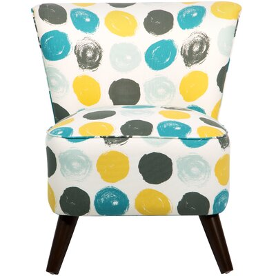 Mossman Brushed Dot Side Chair