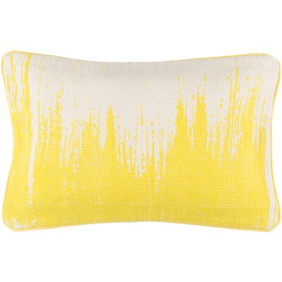 Adel Lumbar Pillow Color: Lemon