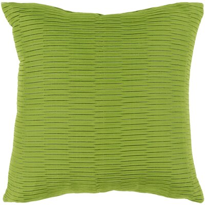 Caplin Catoe Outdoor Throw Pillow Size: 20 H x 20 W x 4 D, Color: Lime