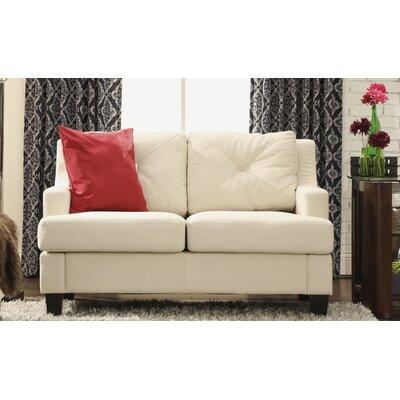 BRSD1778 25285727 BRSD1778 Brayden Studio Darion Loveseat Upholstery