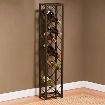 Marinello 15 Bottle Floor Wine Rack