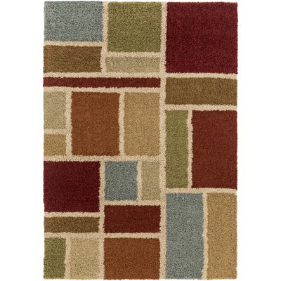Beal Multi-color Area Rug Rug Size: 1'11