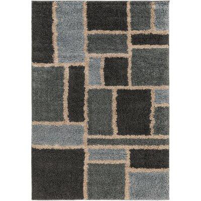 Mcgovern Gray Area Rug Rug Size: Rectangle 111 x 33