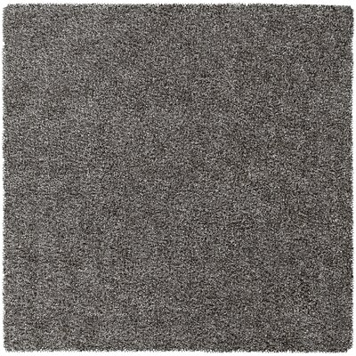 Mchaney Hand-Tufted Beige Area Rug Rug Size: Square 6