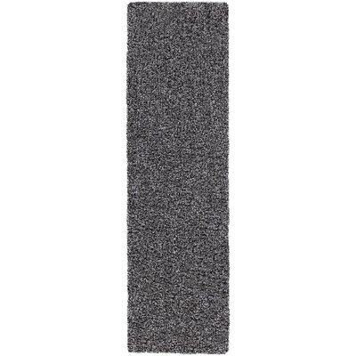 Mchaney Hand-Tufted Gray Area Rug Rug Size: Runner 23 x 8
