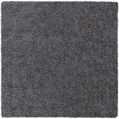 Mchaney Hand-Tufted Gray Area Rug Rug Size: Square 8