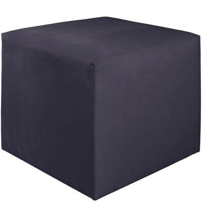 Premier Cube Ottoman Color: Lazuli Blue
