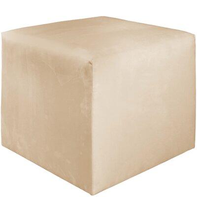 Premier Cube Ottoman Color: Oatmeal