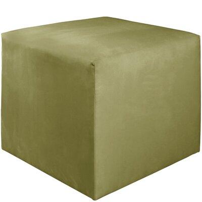 Premier Cube Ottoman Color: Sage