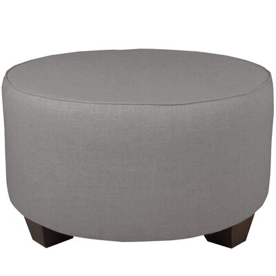 Cocktail Ottoman Color: Gray