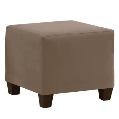 Square Ottoman Color: Cocoa