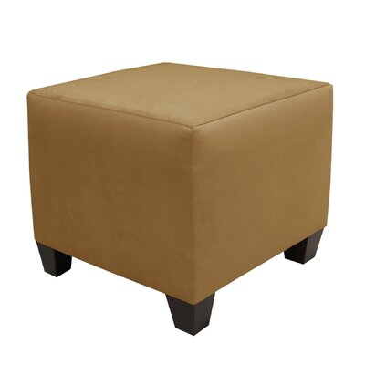 Cube Ottoman Color: Honey