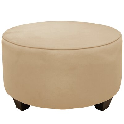Premier Cocktail Ottoman Upholstery: Oatmeal