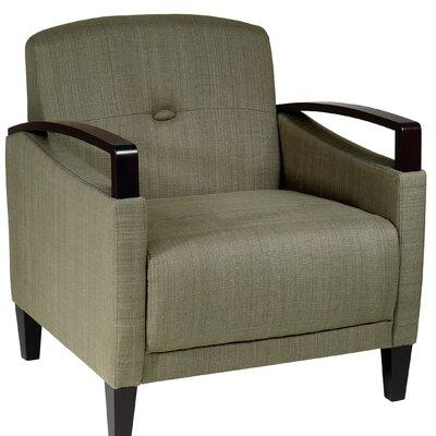 Fabiano Arm Chair Upholstery: Woven Seaweed