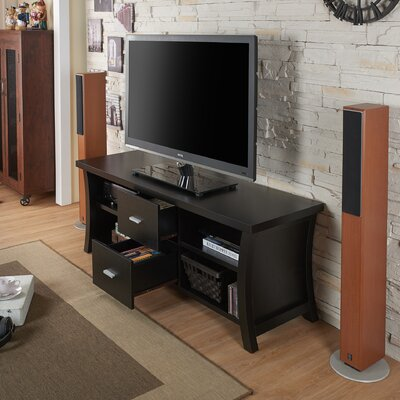Marini 60 TV Stand Color: Espresso
