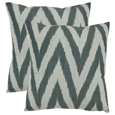 Colston Cotton Decorative Pillow Size: 22 x 22