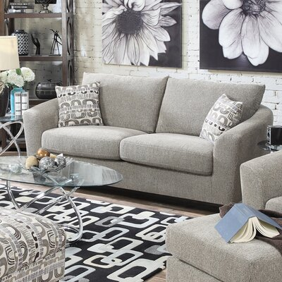 BRSD2286 25715264 BRSD2286 Brayden Studio 3 Piece Sofa & Pillow Set